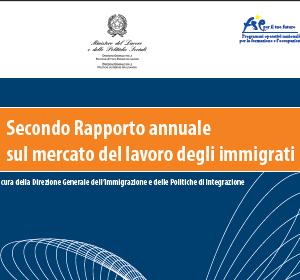 rapporto lavoro immigrati