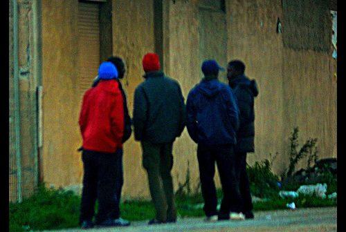 lavoratori extracomunitari nero
