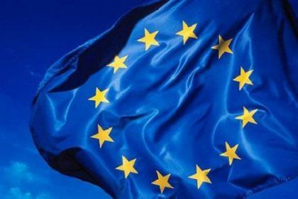 bandiera europa