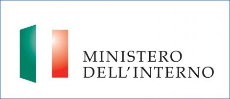 logo ministero interno