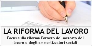 riforma del lavoro