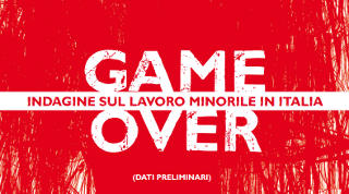 Game over Save The Children