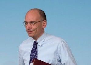 Presidente del Consiglio Letta