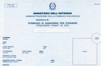 Permesso di soggiorno americani in italia idee per il for Permesso di soggiorno per matrimonio con cittadino italiano