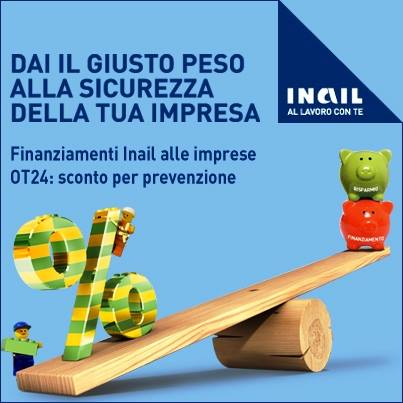 Incentivi Inail 2014