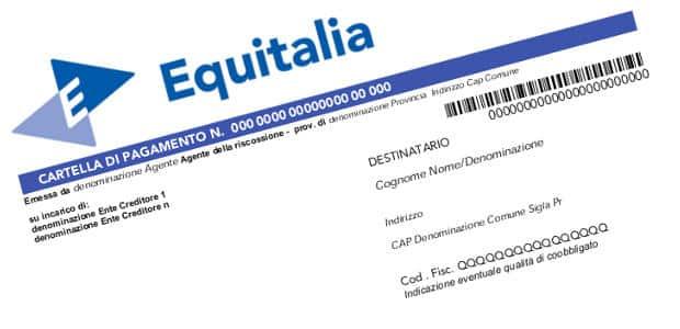 Cartella Equitalia