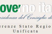 Conferenza Stato Regioni