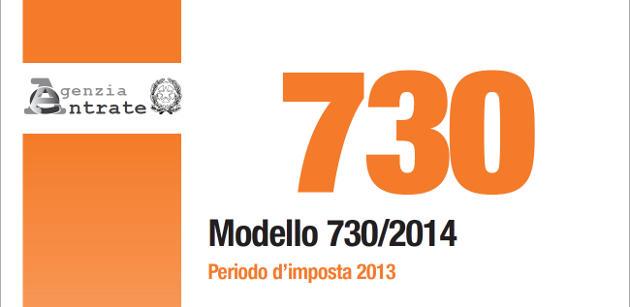 730/2014 Modello definitivo