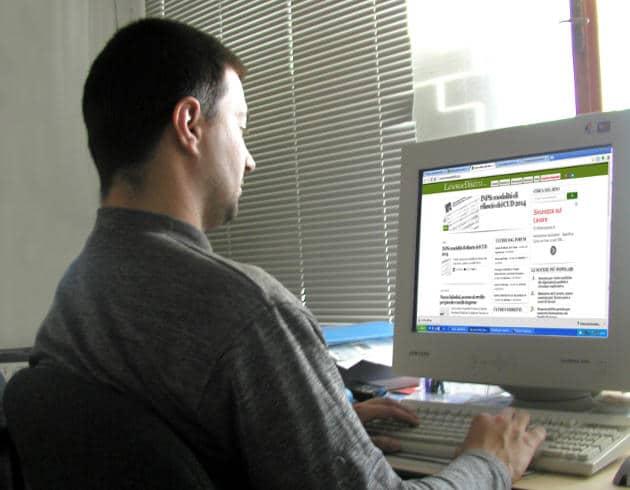 Computer Lavoro