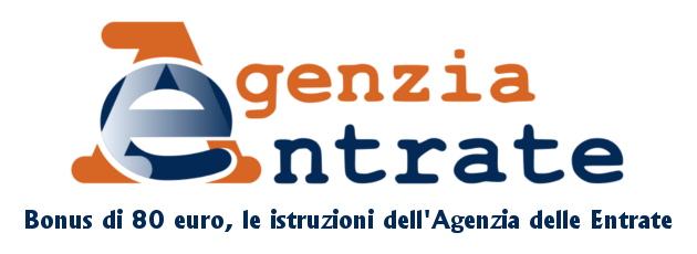 Bonus di 80 euro le istruzioni dell 39 agenzia delle entrate for Bonus arredi agenzia entrate