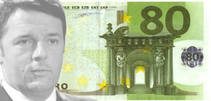 Bonus irpef 80 euro Inps