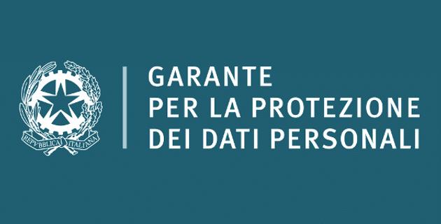 Garante Privacy logo