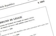 Jobs Act, testo definitivo approvato dalla Camera