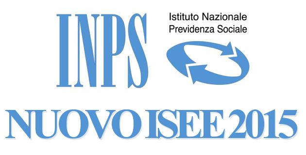 Nuovo isee 2015 istruzioni dell 39 inps for Isee ordinario