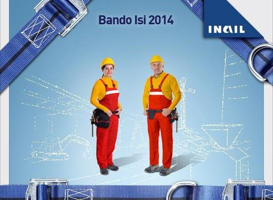 INAIL: Bando ISI 2014