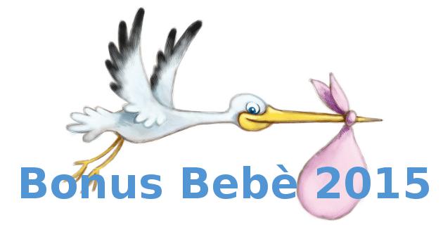 Bonus Bebè 2015