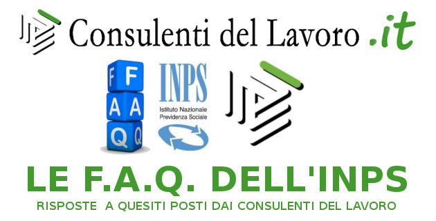 F.A.Q. INPS - CdL
