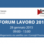 Forum Lavoro 2015
