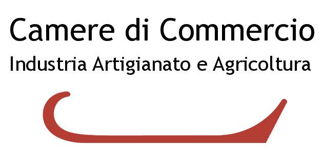 Logo Camere di Commercio Industria Artigianato e Agricoltura