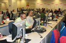 Lavoratori dei call center