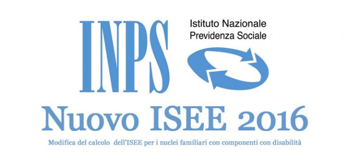 INPS, nuovo ISEE 2016