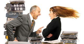 Litigare con il capo