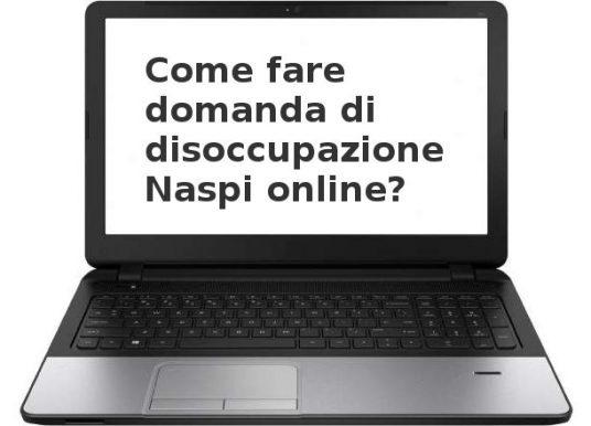Come fare domanda di disoccupazione NASpI online e documenti necessari