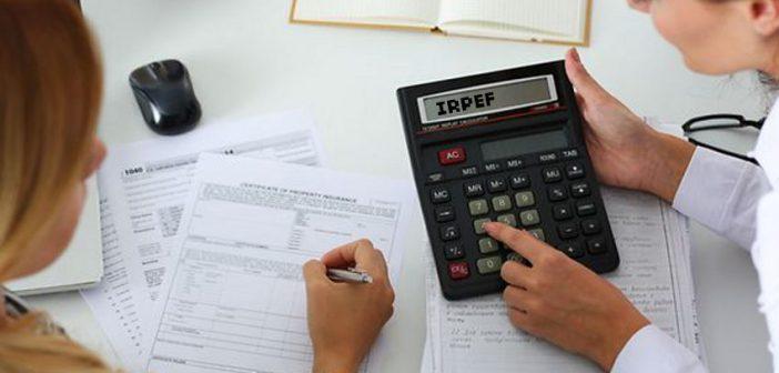 Irpef, Imposta sul reddito delle persone fisiche