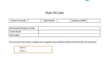 Rottamazione cartelle e DURC