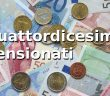 Quattordicesima pensionati a luglio: a chi spetta, requisiti e importi