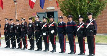 Concorso Carabinieri: 34 allievi atleti