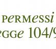 Permessi legge 104, casi di uso improprio e relative sanzioni