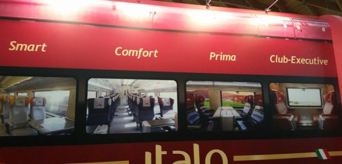 Assunzioni Italo: Selezione di 45 Hostess e Steward di bordo