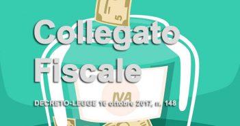 Collegato Fiscale Legge di Bilancio 2018, decreto pubblicato in Gazzetta