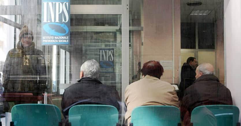 Pensioni, quattro su dieci sono sotto i mille euro