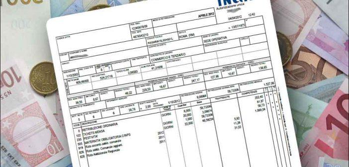 Stipendi in contanti, stop da luglio