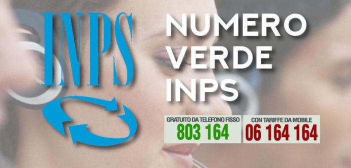 INPS numero verde: orari, servizi e contatti telefonici da cellulare e fisso