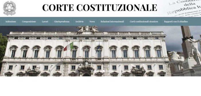 Pensioni di anzianità e finestre mobili, nuova sentenza Corte Costituzionale