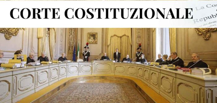 Corte Costituzionale sulle pensioni privilegiate, legittima l'abolizione