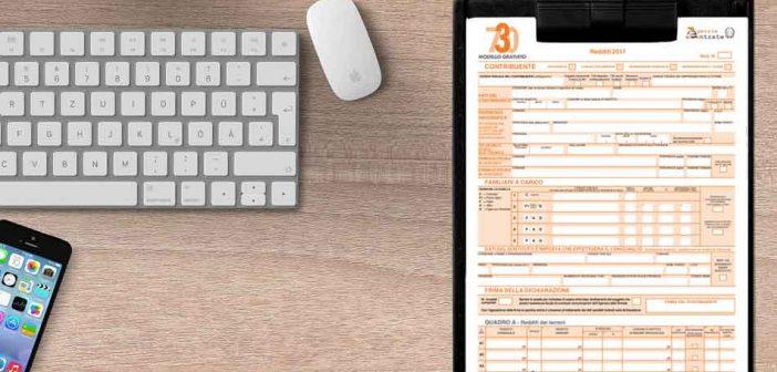 Precompilata 2018: online dal 16 aprile dichiarazioni dei redditi 730 e Unico