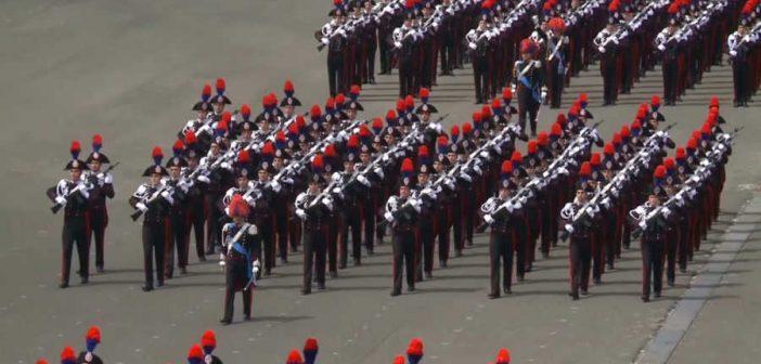 Concorso allievi Carabinieri 2018 aperto ai civili: bando per 2000 posti