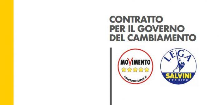 Contratto di Governo Lega-M5S, cosa prevede su Lavoro, Pensioni e Fisco