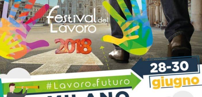 Festival del lavoro 2018: il Lavoro del Futuro