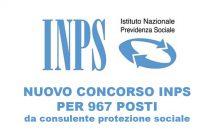 Concorso funzionari INPS 2018: rinvio pubblicazione diario delle prove