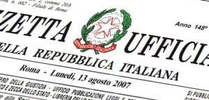 Decreto Dignità testo Gazzetta Ufficiale