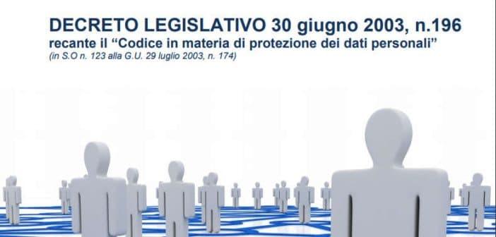 GDPR privacy: in vigore il decreto di adeguamento, ecco il testo coordinato
