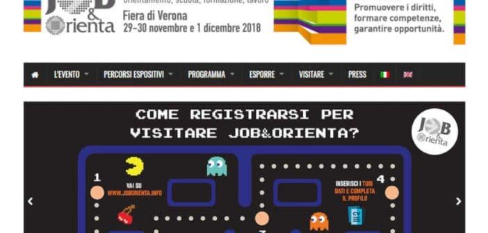 JOB&Orienta 2018
