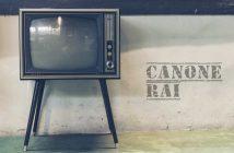 Canone RAI 2019