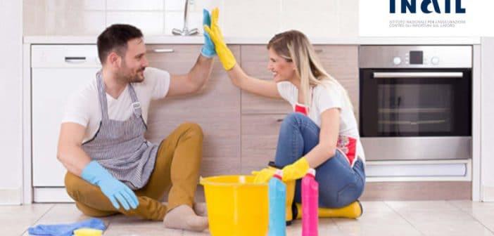 Assicurazione INAIL casalinghe 2019