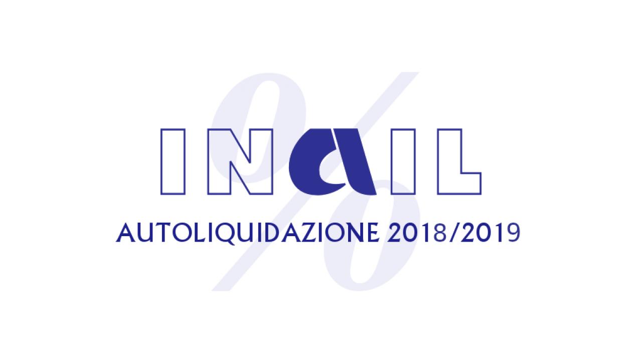 Autoliquidazione INAIL 2018 2019: ecco la circolare di